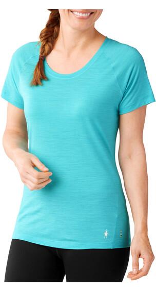 Smartwool Merino 150 Pattern Short Sleeve Baselayer Women Light Capri